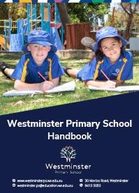 Westminster Primary School Parent Handbook